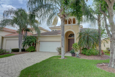 Palm City Single Family Home For Sale: 694 SW Palm Cove Drive