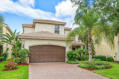 Boynton Beach Single Family Home For Sale: 8898 Hidden Acres Drive