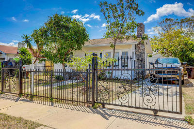 West Palm Beach Single Family Home For Sale: 504 50th Street