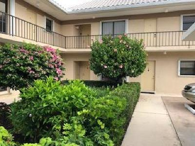Jupiter Condo For Sale: 22 SE Turtle Creek Drive #A