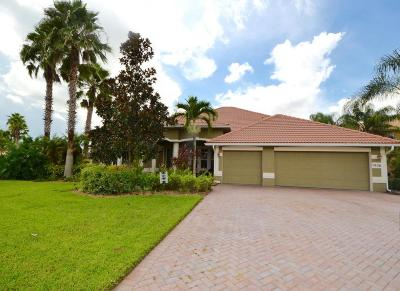 Martin County Single Family Home For Sale: 1926 SW Panther Trace