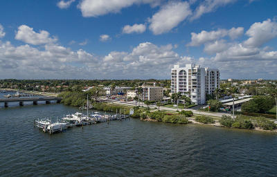 West Palm Beach Condo For Sale: 3901 S Flagler Drive #1006