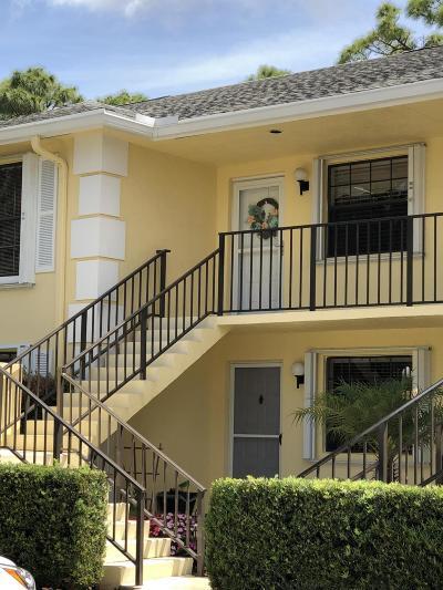 Jupiter Condo For Sale: 1081 Keystone Drive #C