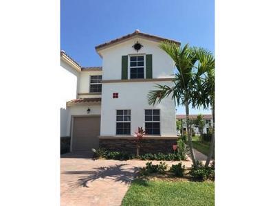 West Palm Beach Townhouse For Sale: 4686 Tara Cove Way Way