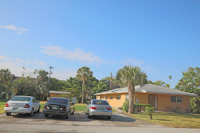 West Palm Beach Multi Family Home For Sale: 4906 Vilma Lane