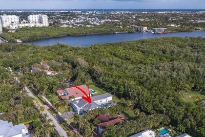 Broward County, Palm Beach County Single Family Home For Sale: 17 Coconut Lane