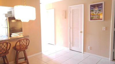 Delray Beach Single Family Home For Sale: 2380 Malayan Drive #95-C