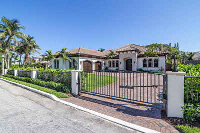 West Palm Beach Single Family Home For Sale: 138 Alhambra Place