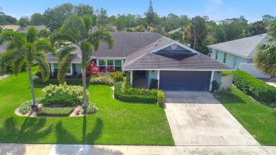 Wellington Single Family Home For Sale: 880 Lemongrass Lane