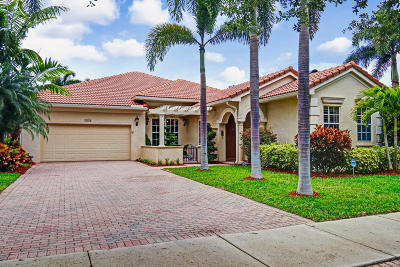 Jupiter Single Family Home For Sale: 193 Via Rosina