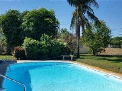 Jensen Beach Single Family Home For Sale: 1022 NE Santa Cruz Drive