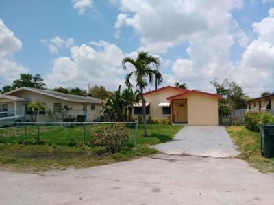 Delray Beach FL Single Family Home For Sale: $189,000
