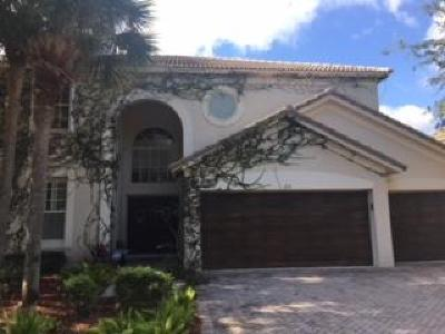 Palm Beach Gardens FL Single Family Home For Sale: $749,000