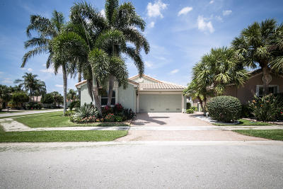 Boynton Beach Single Family Home For Sale: 7314 Chorale Road