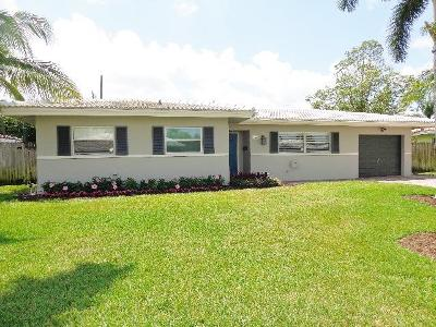 Boca Raton Single Family Home For Sale: 1124 SW 13th Drive