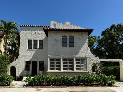 Palm Beach Single Family Home For Sale: 251 Park Avenue