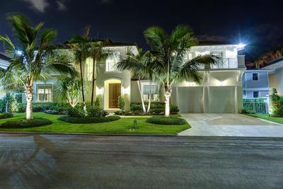 West Palm Beach Single Family Home For Sale: 129 Santa Lucia Drive