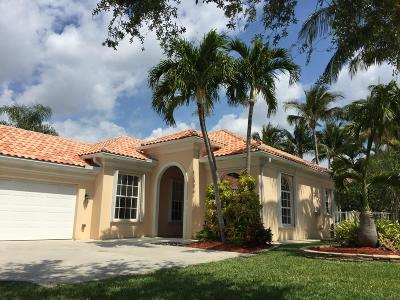 Delray Beach Single Family Home For Sale: 4981 Garden Drive