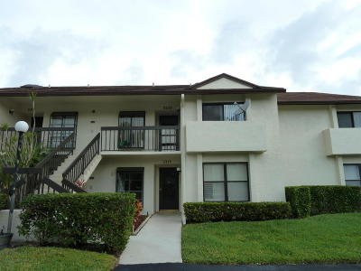 Greenacres Condo For Sale: 3319 Lucerne Park Drive