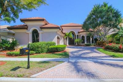 Boca Raton Single Family Home For Sale: 6561 Landings Court