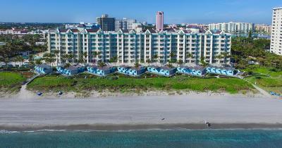 Presidential Place, Presidential Place Condo Condo For Sale: 800 S Ocean Boulevard #302