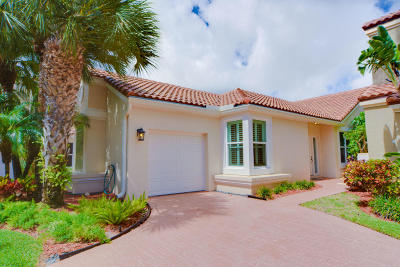 Boca Raton Single Family Home For Sale: 17603 Tiffany Trace Drive