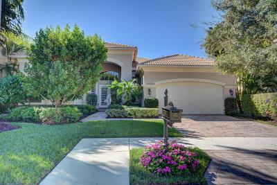 Palm Beach Gardens Rental For Rent: 137 Tranquilla Drive