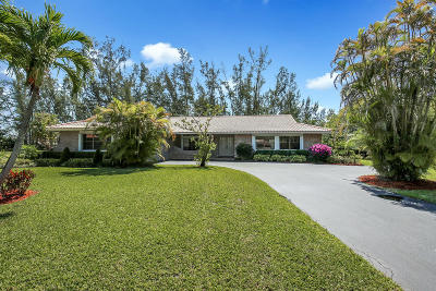 Boca Raton Single Family Home For Sale: 22648 Lemon Tree Lane
