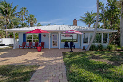Vero Beach Single Family Home For Sale: 226 Indian River Drive