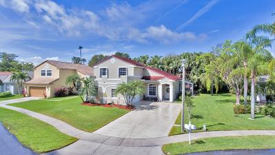 Pembroke Pines Single Family Home Contingent: 17560 NW 10th Street