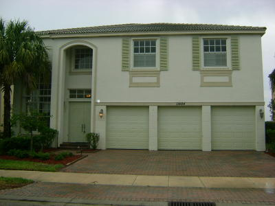 Port Saint Lucie Single Family Home For Sale: 11484 SW Fieldstone Way