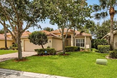 Boynton Beach Single Family Home For Sale: 10953 Deer Park Lane