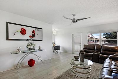 Boca Raton Condo For Sale: 494 Fanshaw L