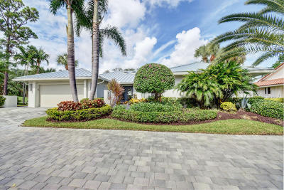 Delray Beach Single Family Home For Sale: 4369 Live Oak Boulevard
