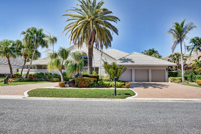 Boca Raton Single Family Home For Sale: 7571 Mandarin Drive