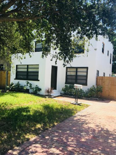 West Palm Beach Single Family Home For Sale: 924 37th Street