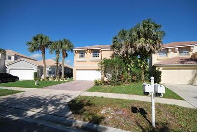 Lake Worth Single Family Home For Sale: 7790 Oak Grove Circle