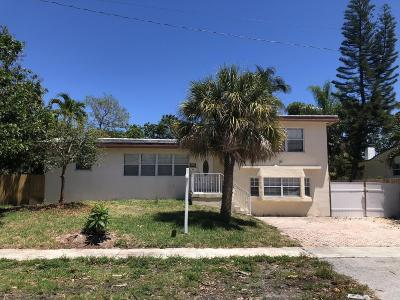 Boca Raton Single Family Home For Sale: 1470 NE 4th Avenue