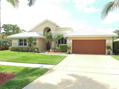 Boca Raton Single Family Home For Sale: 390 Apache Lane
