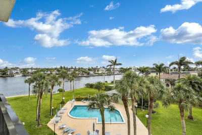 Delray Beach Condo For Sale: 611 SE 7th Street #403