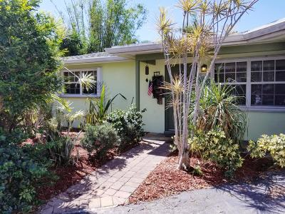 Boynton Beach Single Family Home For Sale: 178 SE 30th Avenue