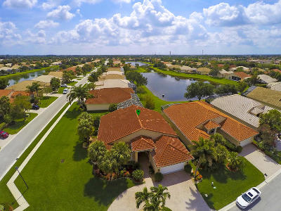 Boynton Beach Single Family Home For Sale: 9064 Taverna Way