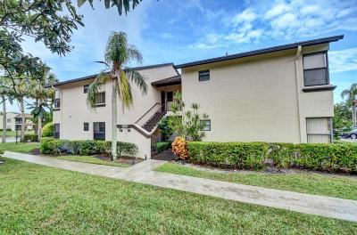 Boca Raton Condo For Sale: 8585 Boca Glades Boulevard W #G