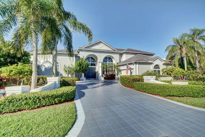 Palm Beach Gardens FL Single Family Home Pending: $974,500