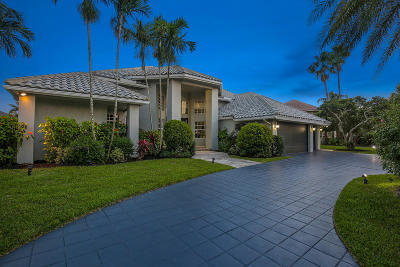 Boca Raton Single Family Home For Sale: 3938 NW 53rd Street