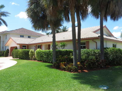 Delray Beach Single Family Home For Sale: 931 Jasmine Drive