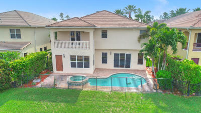 West Palm Beach Single Family Home For Sale: 9202 Nugent Trail