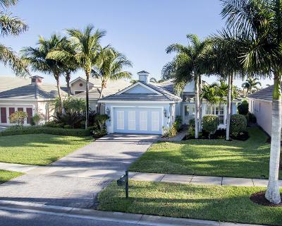 West Palm Beach Single Family Home For Sale: 10685 La Strada
