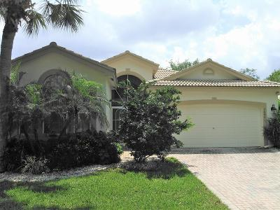 Boynton Beach Single Family Home For Sale: 7840 San Isidro Street