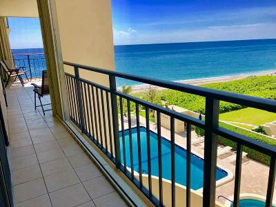 Highland Beach Condo For Sale: 3009 S Ocean Boulevard #403